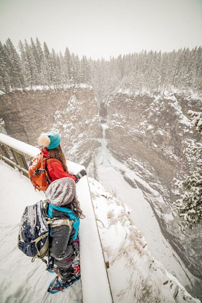 Spahats Falls, Wells Gray Provincial Park